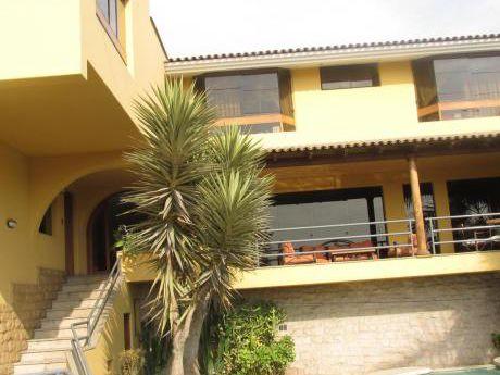 Venta Casa En La Molina Con Linda Vista A Las Lagunas 550 M2 Precio Us$830,000