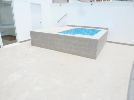 Venta Barranco Duplex Penthouse Estreno, 4 Dorm., Terraza Grande,