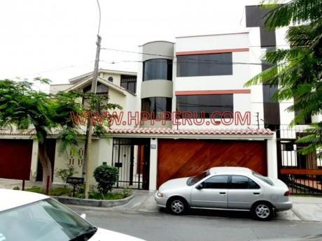 Alquiler De Casa Amplia En Santa Patricia Amplia 4 Dorm., 2 Est. Y Segura