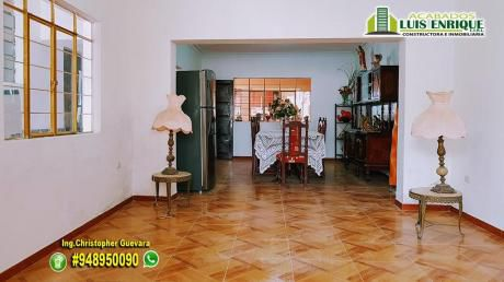 Ocación: Casa 300 M2(10 M2x30 M2), Plaza Armas Vista Alegre, 05 Habitaciones