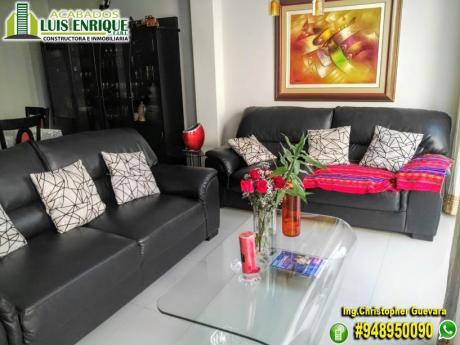 Casa, Condominio,02 Pisos,170 M2,270 M2,04 Hab, Urb. Palmas Del Golf, F/parque