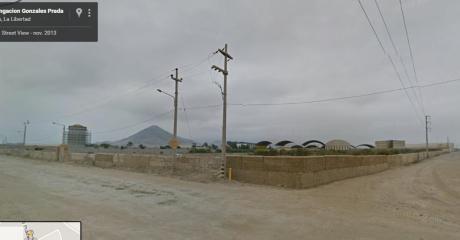 Terreno Industrial De 6,178 M2 - Moche Zona Industrial, Fundo Larrea