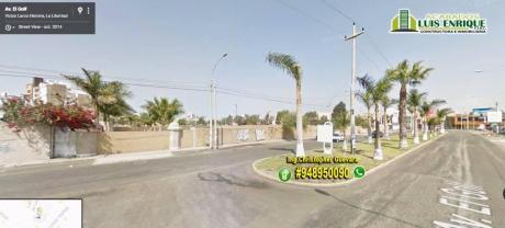 Ocación Inversionistas: Terreno Comercial, Urb. Hortencias De California, 4762 M2