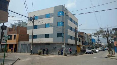 Venta De Edificio En Villa Sol Los Olivos