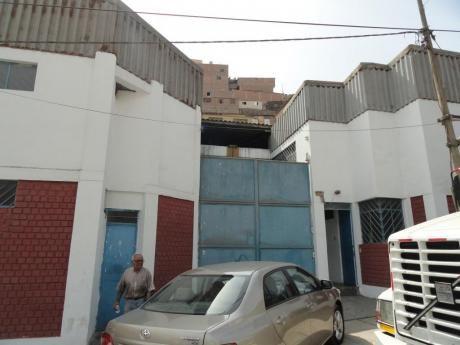 Alquilo Local Industrial En San Martín De Porres