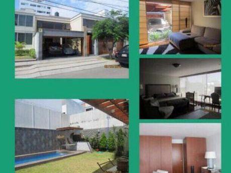 Se Vende Espectacular Casa En San Isidro