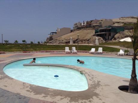 Dos Terrenos En Playa La Honda! Precio Incomparable Y Negociable!