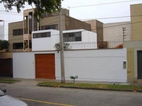 Linda Casa En Alquiler 4 Dorms Frente A Parque Miraflores