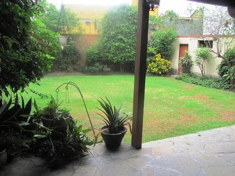 Casa En Venta Perfecta Para Proyecto De Vivienda - Valle Hermoso Surco