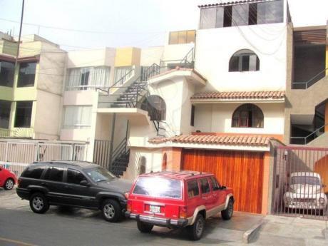 Duplex En Venta Urb La Ensenada La Molina 1er Y 2do Piso Buen Precio!