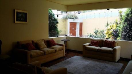 Casa Lista Para Habitar En La Molina - CóD 2710