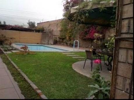 Casa En La Molina A Precio De Ocasión - CóD 2308