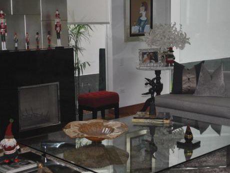 Bajo De Precio Alquilo Casa En Condominio Amoblada Y Equipada - La Molina