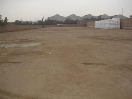 Alquilo Terreno Industrial 5,000 M2, - Huachipa