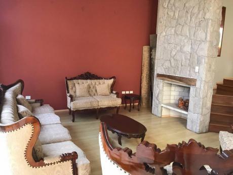 Alquiler Hermosa Casa En El Golf / Av El Golf - Precio Negociable