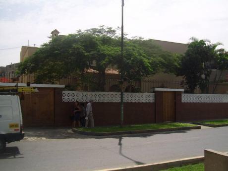 Venta Casa 1202.56 M2, Jesus Maria - Av Cuba, $3'700,000