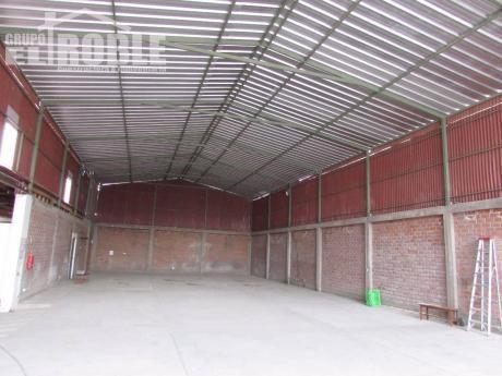 Alquilo Almacen Techado + Oficinas En Cerro Colorado Por Arequipa Center