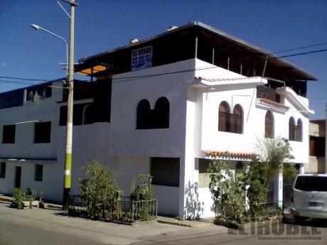 Vendo Casa En Av Principal De Leones Del Misti - A. S. A - Arequipa