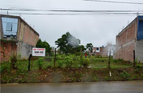 Precio De Ocasion Terreno En Zona Residencial Cerca A Centro De Tarapoto - 210 M2