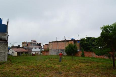 Precio De Ocasion Lindo Terreno En Zona Residencial Cerca Al Centro De Tarapoto