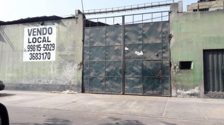 Local Industrial De 1177 M2 En El Artesano, Tapiceros - Ate