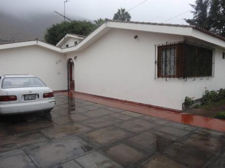 Casa De 1000 M2 En Rinconada Del Lago En $790,000