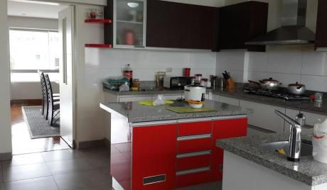 Lindo Duplex - 3 Dorm. + Dorm Con Baño, Piscina, Bbq.