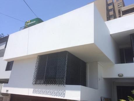 Alquiler De Casa Para Oficina - San Isidro