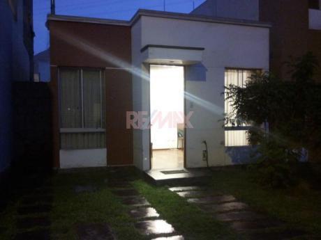 (id 56931) Se Vende Casa En Condominio De Carabayllo