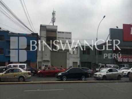 Alquiler De Local Comercial De 1,000 M2 En Av Prolongación Iquitos - Lince