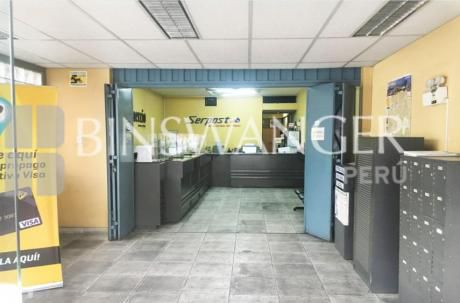 Alquiler De Local Comercial De 100 M2 En Av San Luis - San Borja