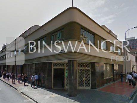 Venta De Edificio Comercial En Jr. Carabaya -