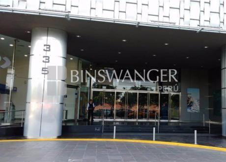 Alquiler De Oficina De 184 M2 En Edificio Link Tower - Surco