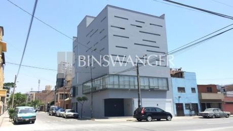 Alquiler De Edificio Comercial De 840 M2 Ca. Ignacio Merino - Lince