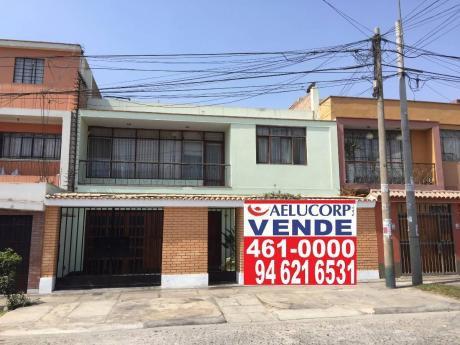 Vendo Casa En Los Cipreses, Paralela A Colonial