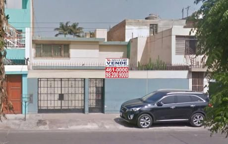 Casa En Av Patriotas Ideal Oficinas / Proyecto Inmobiliario