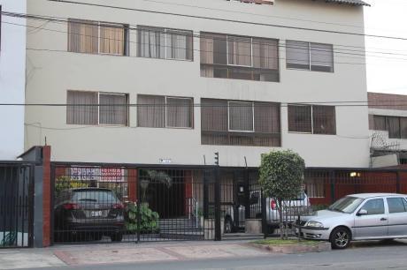 Venta Departamento Primer Piso - Alonso De Molina - Surco