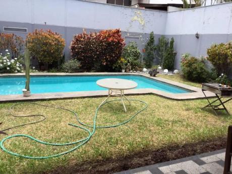Vendo Excelente Casa En Córpac - San Isidro