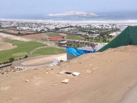 Excelente Terreno En Playa Asia Golf Club 3ra Etapa