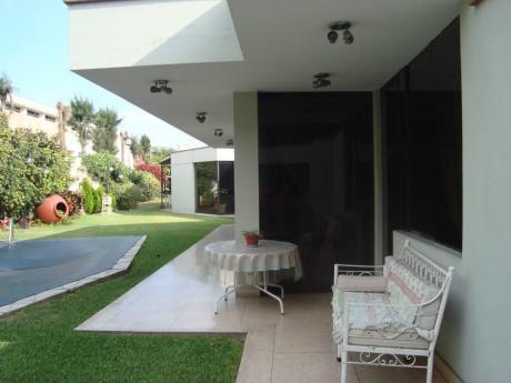 Vendo Excelente Casa En Las Lagunas - La Molina