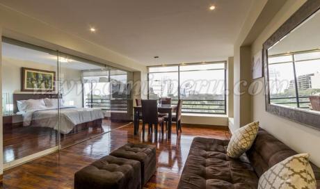 Alquiler Departamento De 1 Dormitorio Amoblado En San Isidro
