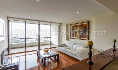 Espectacular Departamento 2 Dorm. En Piso 20 Frente Al Golf