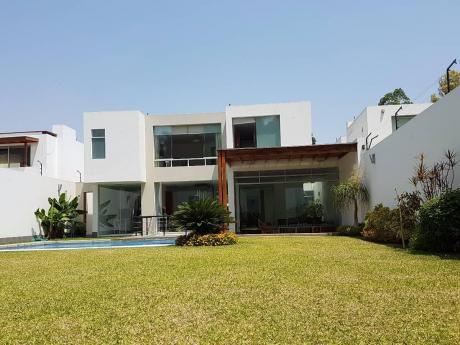Excelente Casa En Condominio 2cdras Wong De La Planicie