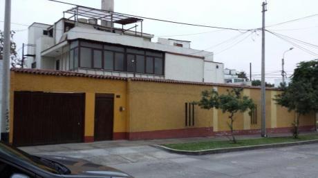 Vendo Casa/terreno 325 M2 Esquina Urb. El Rancho