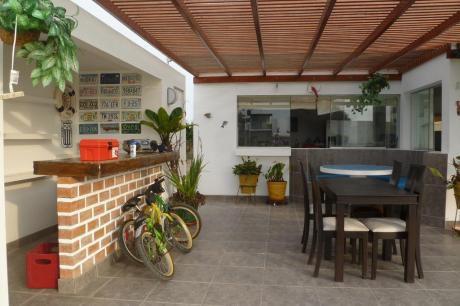 Alquiler De Casa De Playa En Condominio Las Rocas Del Mar - Asia Id 43130