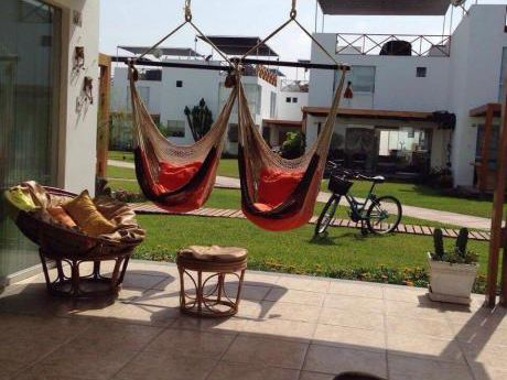 Alquiler Casa De Playa Por Temporada Amoblada Y Equipado - Condominio Asia Del Mar