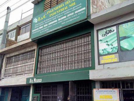 Venta De Local Comercial En Av Mexico, La Victoria