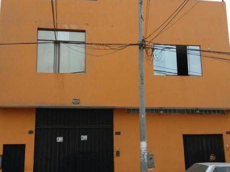 Vendo Local Industrial En Zona Estratégica Y De Alto Tránsito En Cdo De Lima