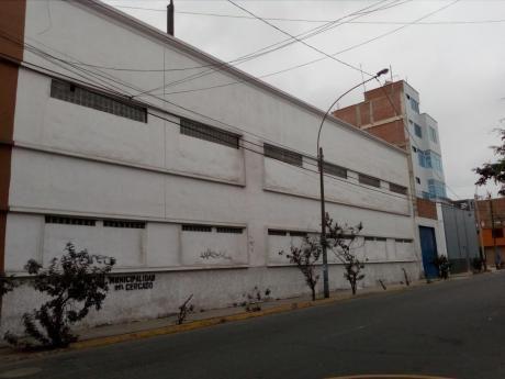 Alquiler Local Comercial Ideal Para Depósito O Cochera, Lima Id 48571