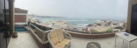 Casa En Venta En Punta Hermosa - Impresionante Vista Al Mar